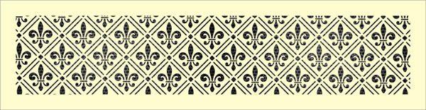 Декоративная решетка Лилии