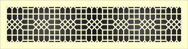 Декоративная решетка Ремесло