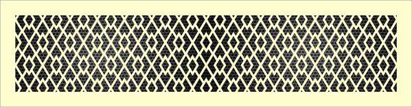 Декоративная решетка Амели