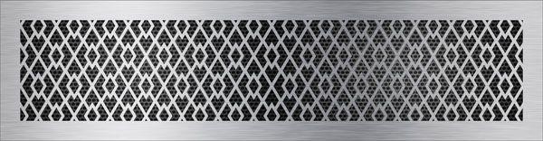 нержавеющая решетка амели
