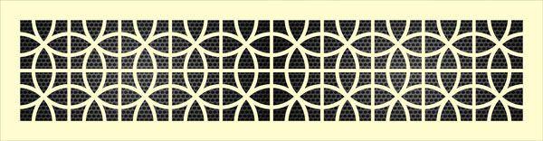 Декоративная решетка Антиквар