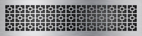 нержавеющая решетка блоки