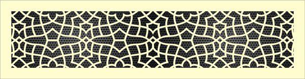 Декоративная решетка Поленика