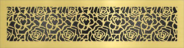 решетка Роза