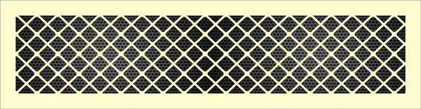 Декоративная решетка Узлы