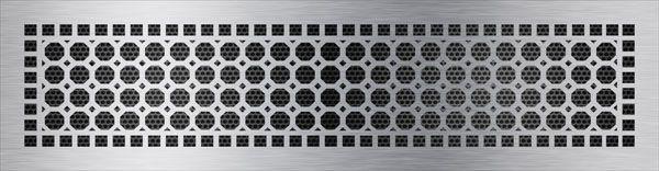 нержавеющая решетка восьмиугольник в рамке