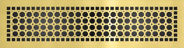 решетка Восьмиугольник в рамке